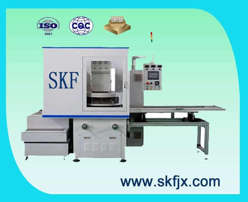 Metal Parts Surface Grinding Machine