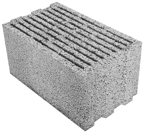 Lightweight Expanded Clay Block