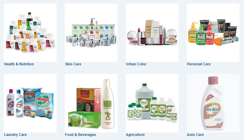 Modicare FMCG PRODUCTS
