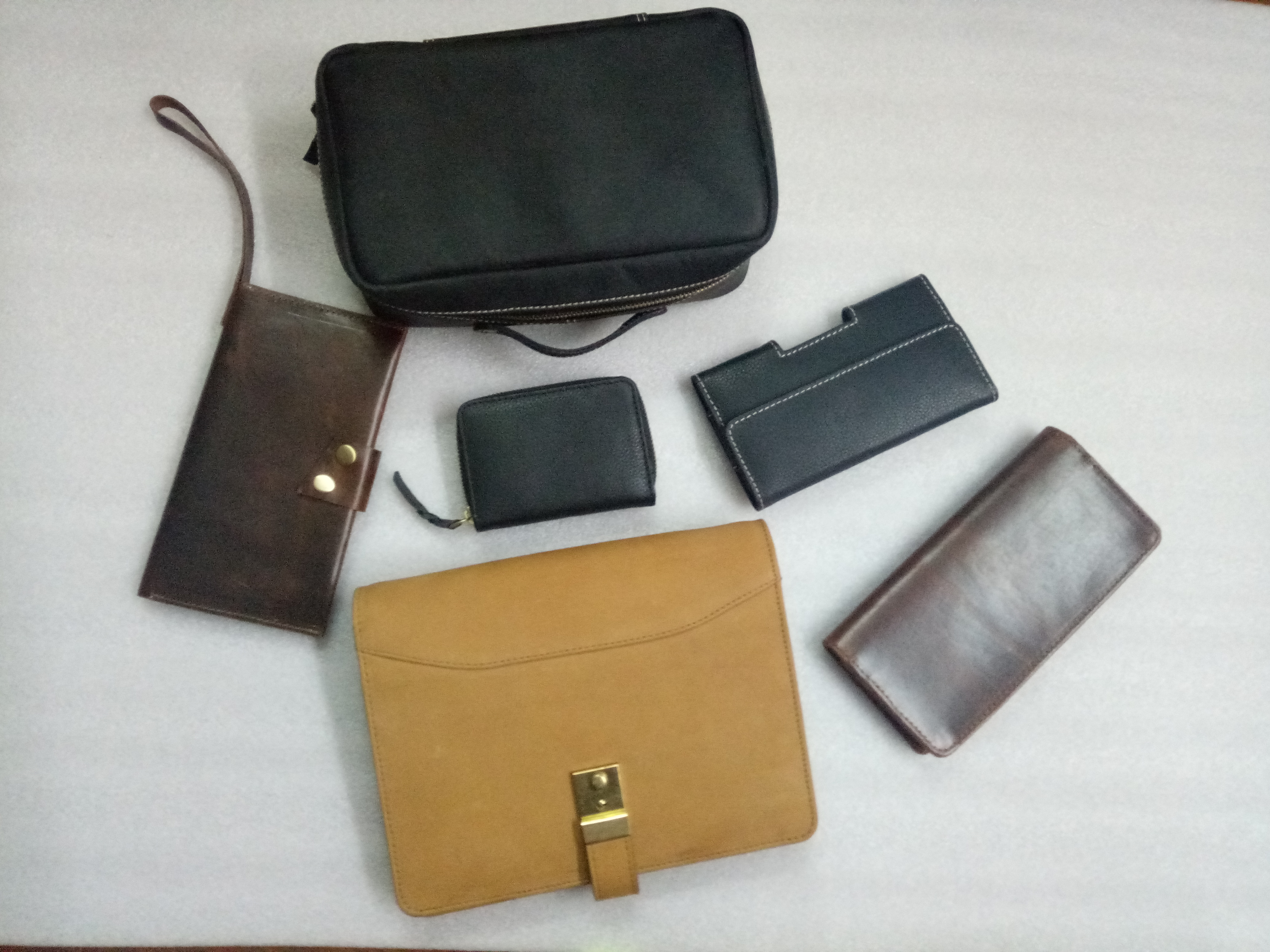 Leather Goods Bag Belt Wallet Manufacturers And Suppliers