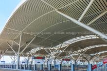 High Speed Rail Station Quality Strip Ceiling