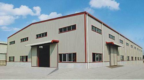Steel Structure Workshop, Warehouse