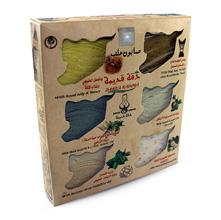 Aleppo Fragrances Soap (six Types)