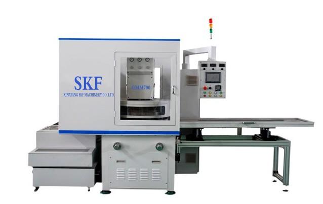 Powder Metallury Parts Double Side Surface Fine Grinding Machine