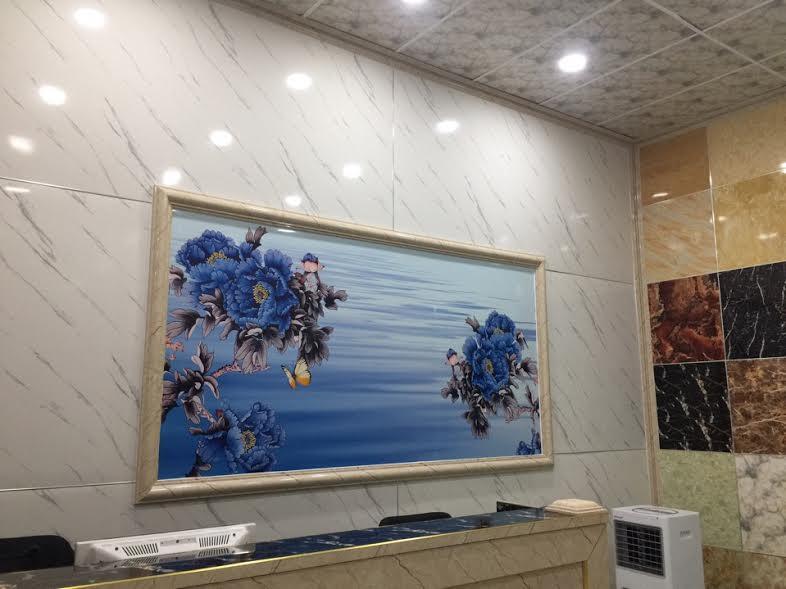 Kien An PVC Marble Vein Plastic Panels