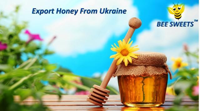 Honey From Ukraine