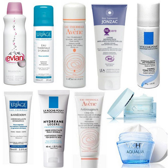 Avene, Bioderma , Vichy, YSL, Nuxe, Uriage, Caudalie Cosmetics Wholesale