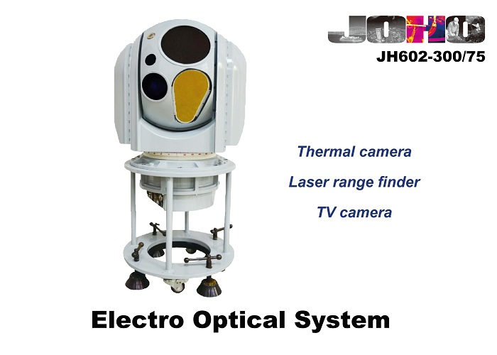 Wuhan JOHO Multi Sensor Eo IR Observation And Tracking Turret