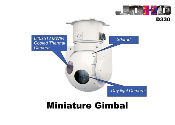 Wuhan JOHO Miniature Airborne Eo IR Thermal Imaging Pod