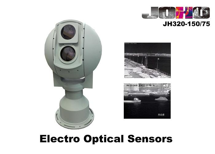 Wuhan JOHO Border/Coastal  PTZ Electro-Optical Surveillance System (EOSS) Jh320-150/75