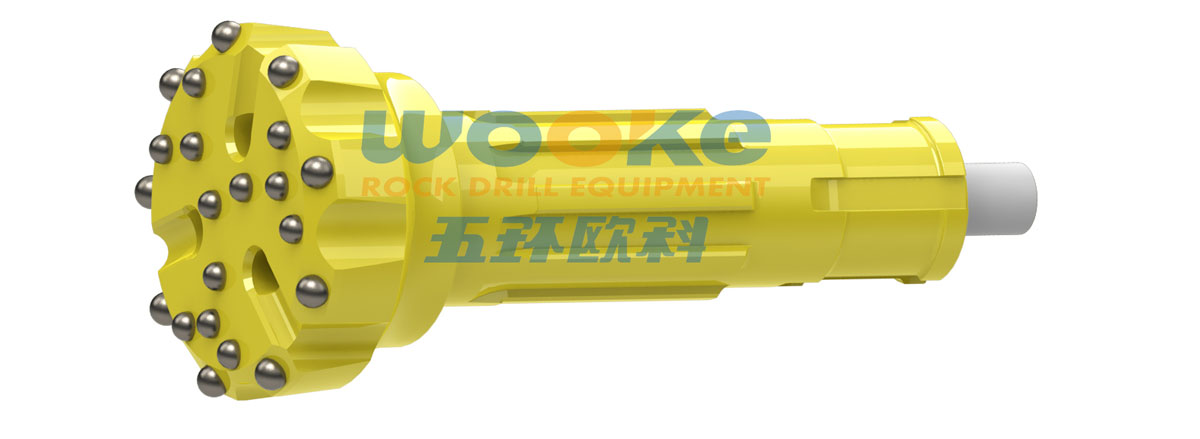 DHD, COP, Mission, SD, QL Downhole Drilling Tools Bits 6' For Water Drilling Equipment