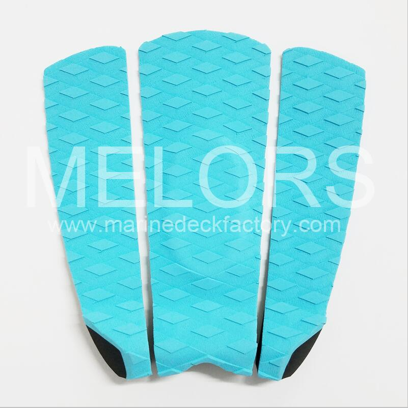 Strong Adhesive EVA Traction Pad For Surfboard