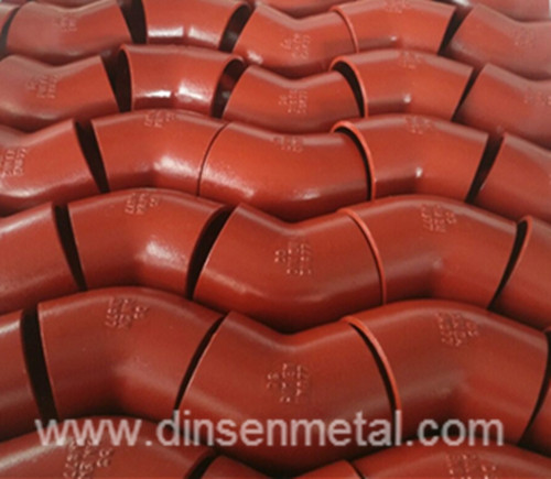 EN877/ASTM A888/ Cast Iron Pipe And Fittings