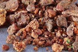 Sweet Myrrh (opopanax) Gums