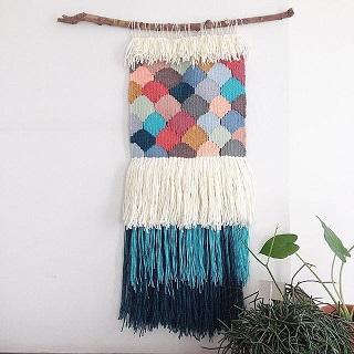 Jute/wool Rugs And Wall Hangings