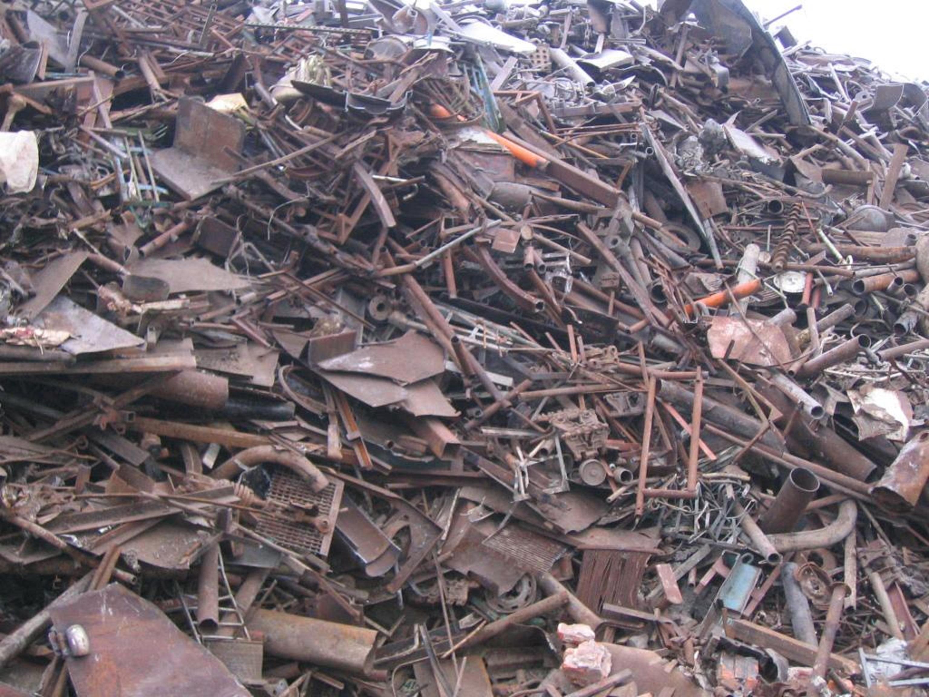 Steel Scrap HMS1&2