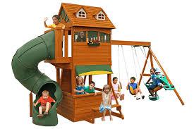 Forest Hill Retreat Swing Set