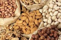 Cashew Nuts(W240,W320,W450), Pistachio Nuts, Almond Nuts