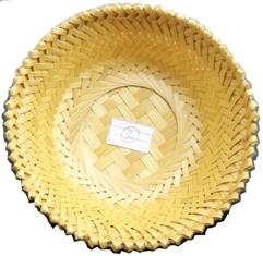Hand Made Natural Bamboo Gift And Food Basket