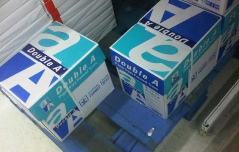 Double A4 Copy Paper 80gsm , Xeros Multipurpose Copy Paper , Chamex Copy Paper