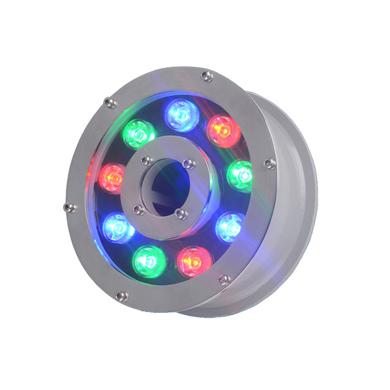 6w/9w/12w Led Fountain Ring Light/underwater Light Fixture