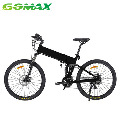 China 36V /8-10ah Li-ion Battery Folding Electric Road Bicycle