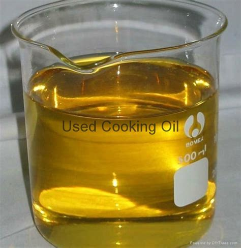 Waste Cooking Oil For Biofuel