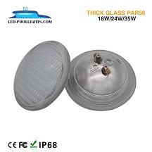 Par56 Thick Glass LED Underwater Pool Light