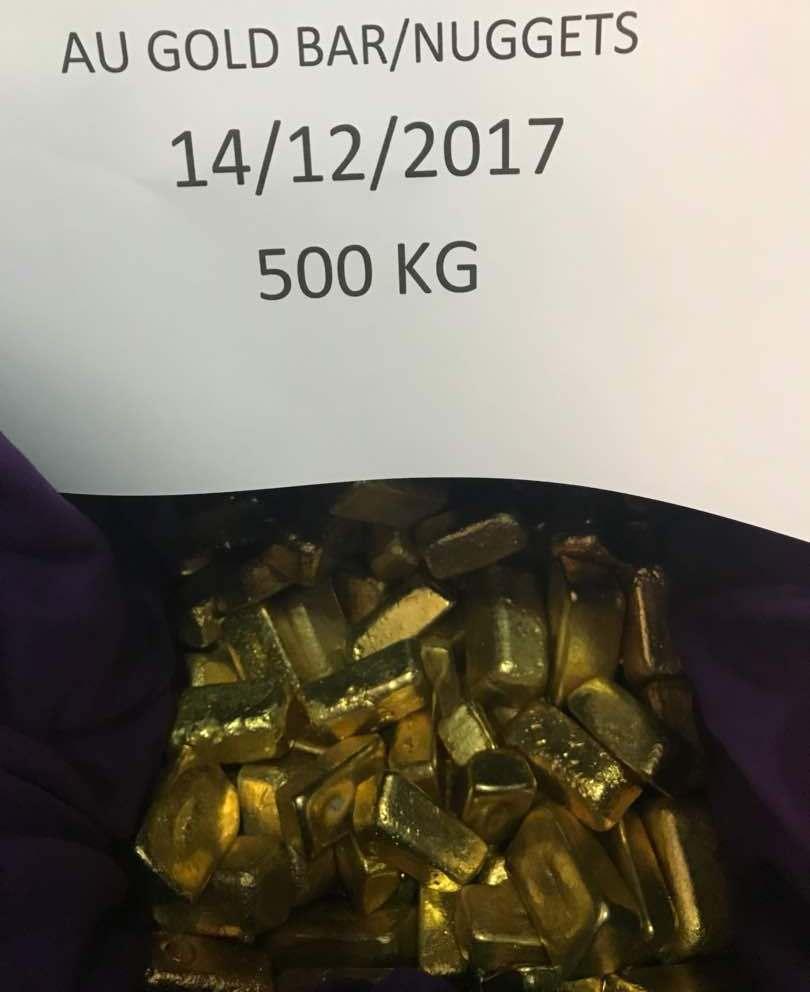 Au Gold Dore Bars For Sale