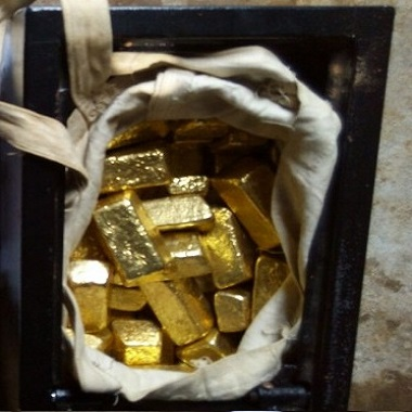 Sell Au Gold Dore Bars For Sale