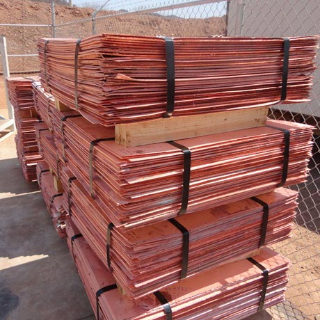 Sell Copper Cathode 99.99%