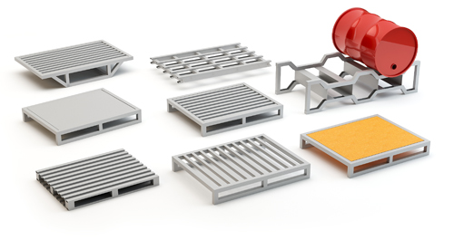 Metal Pallets And Cage Pallets Manufacturers