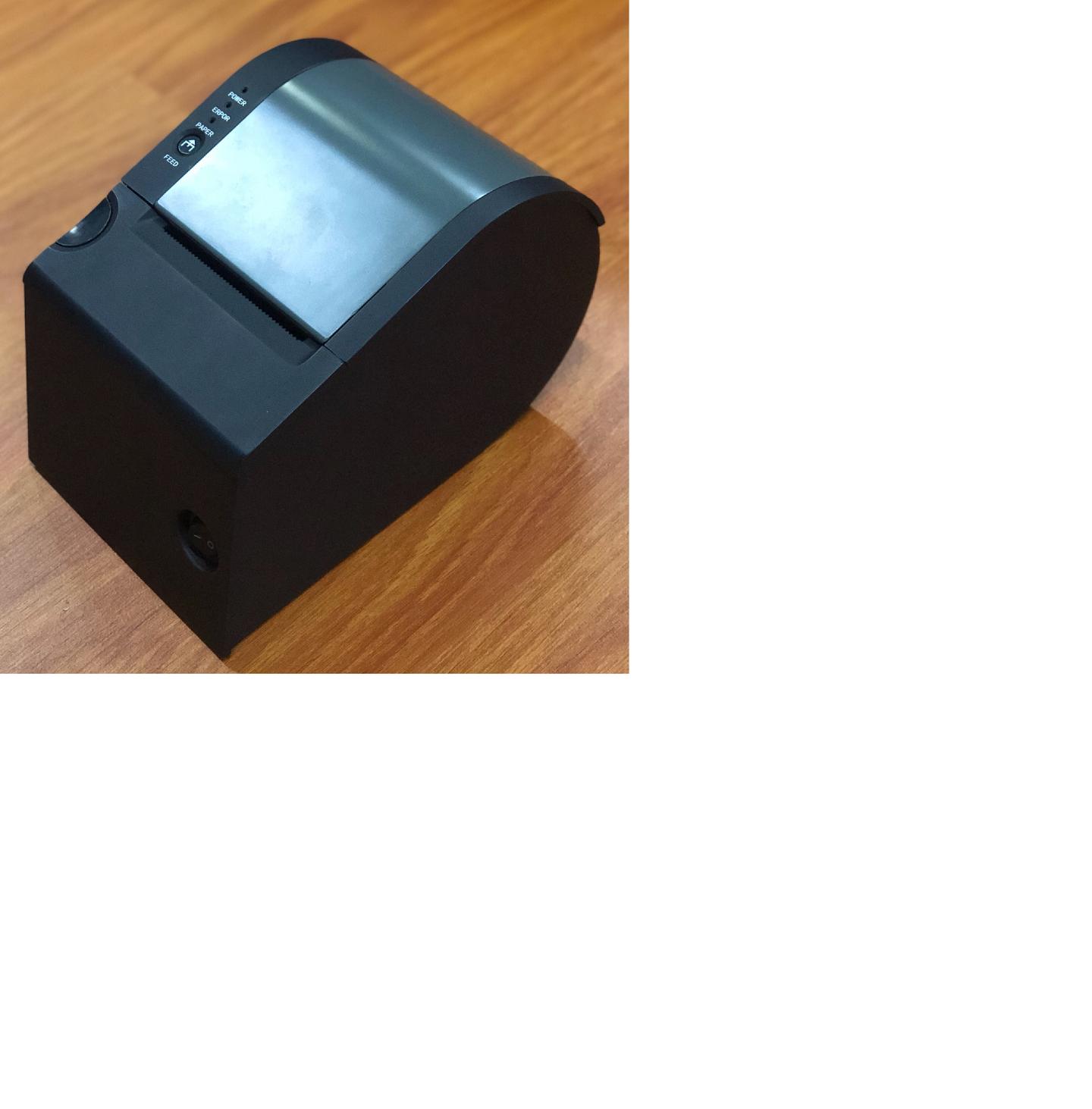 Posouda 80mm Pos Receipt Thermal Printer P10 Larger Image