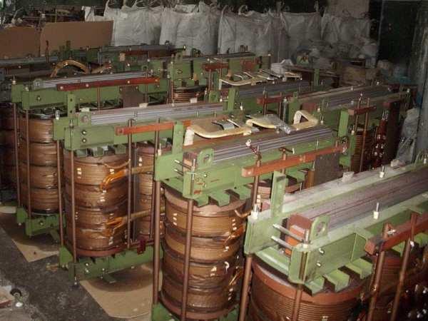 Aluminium Windings Transformer Cores Scrap
