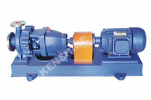 IH Stainless Steel End Suction Centrifugal Pump