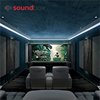 Home Theater Acoustic Panel Package