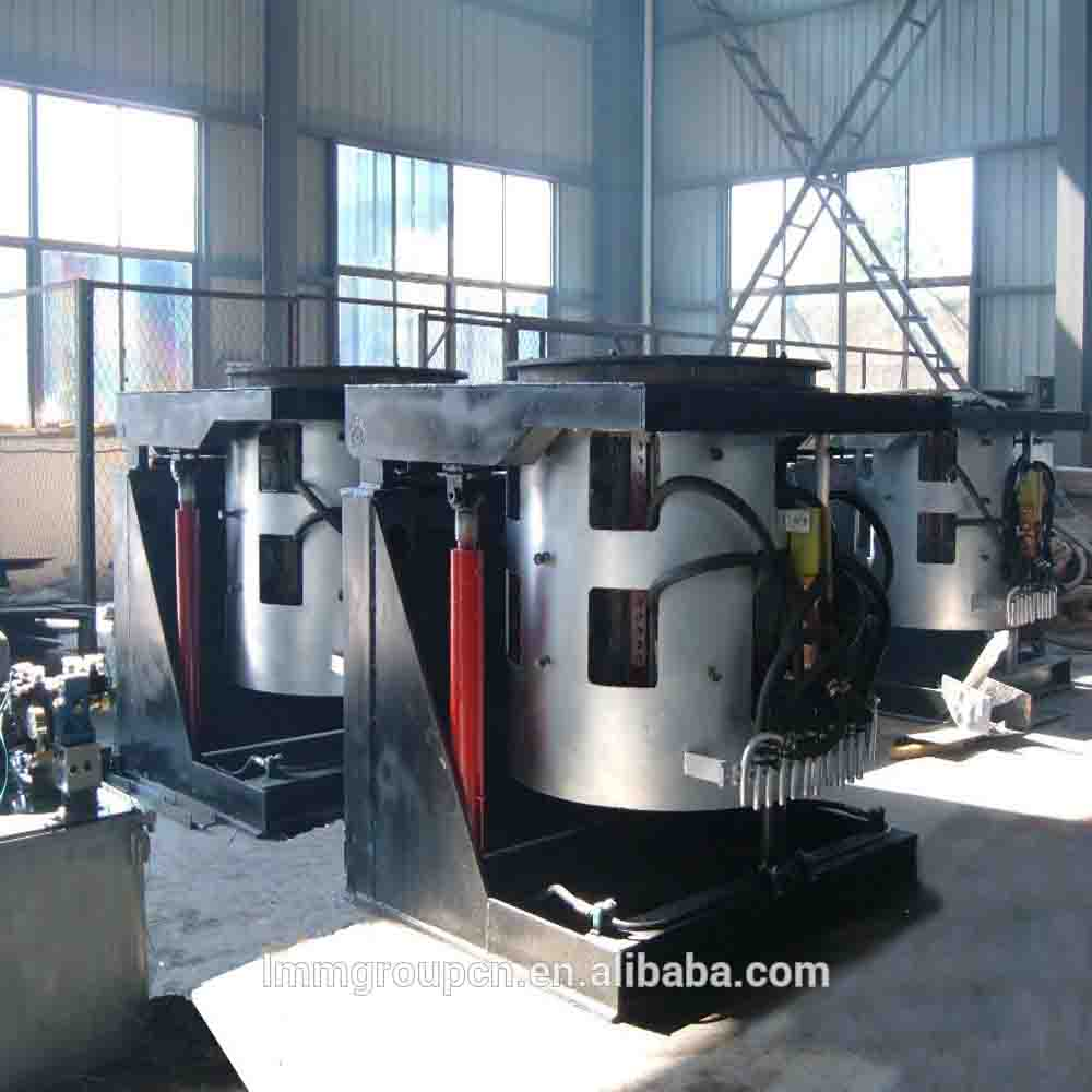High Quality Induction Smelting Furnace Globally Recognized