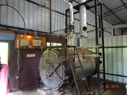 Raw Cashew Nut Boiler