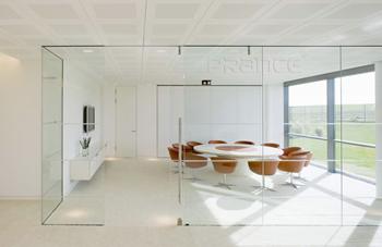 Hotel Lobby / Meeting Room Interior Aluminum Ceiling Panels