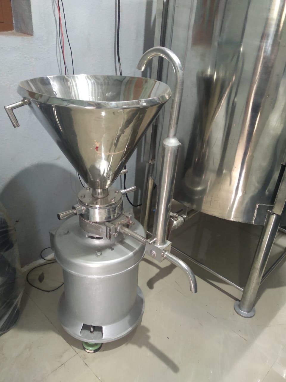 Collaidal Mill (GMP Model)