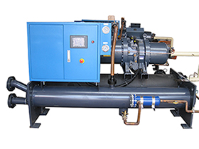 Screw Cooled Chiller