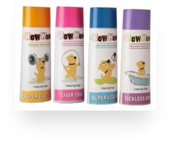 BOWWOW - Pet Care Products - Probiotics Blend, Calcium Health Tonic, Liver Tonic, Multi-Vitamin Tonic, Tick-less Shampoo