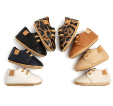 Luxury Soft Leather Baby Moccasins Shoes